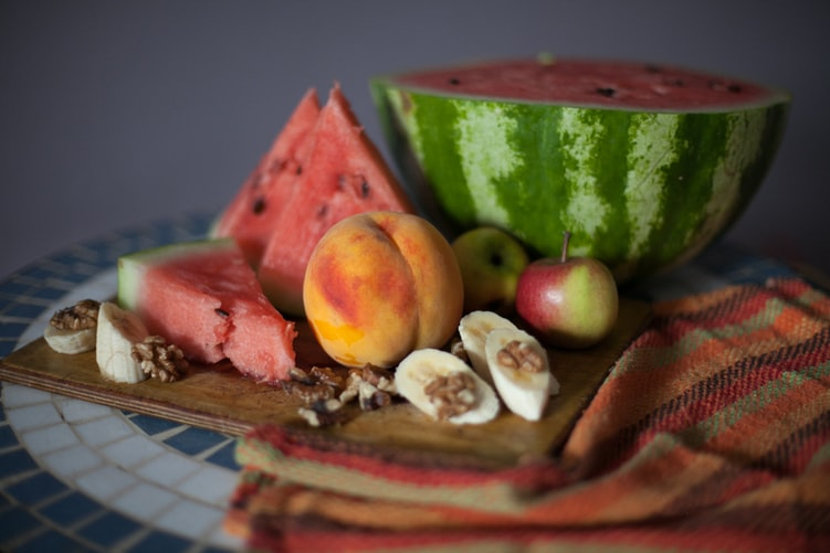 Vitamins And Nutrients In Fruits, Aids Human Health